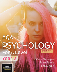 AQA Psychology for A Level Year 2 2nd Ed
